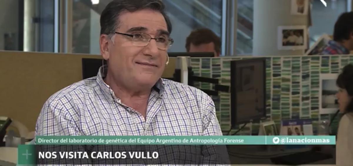 Entrevista a Carlos Vullo en La Nación - LIDMO