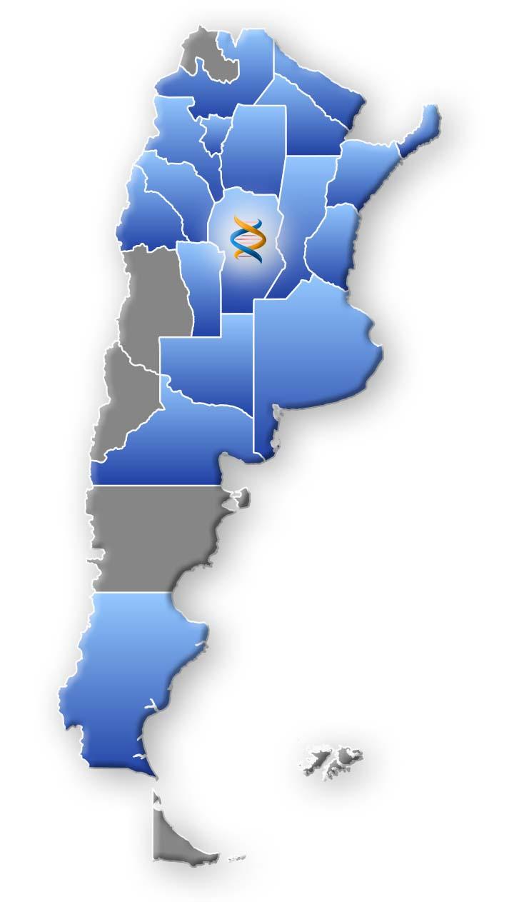 Mapa de Derivadores de LIDMO